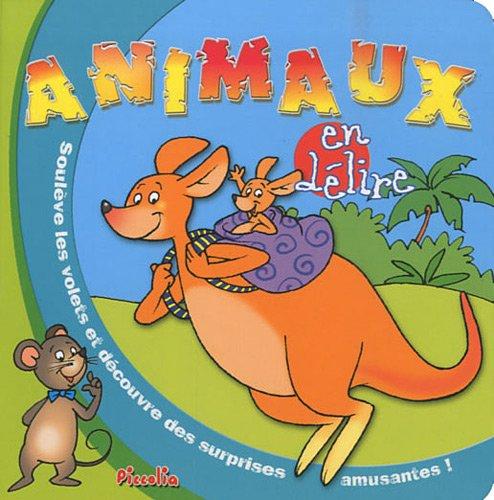 Animaux en délire (kangourou)