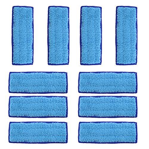 ENET - 10 Almohadillas Limpieza Lavables Secadora