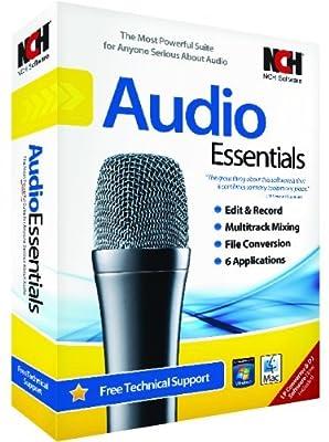 Audio Essentials (PC/Mac)