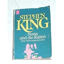 Nona und die Ratten. (10 Expl. a DM 3.-). Eine Horrorgeschichte.