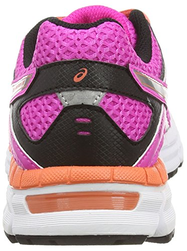 Asics Gel-oberon 10, Chaussures de Running Entrainement Femme Rose (Pink Glow/Silver/Living Coral 3593)