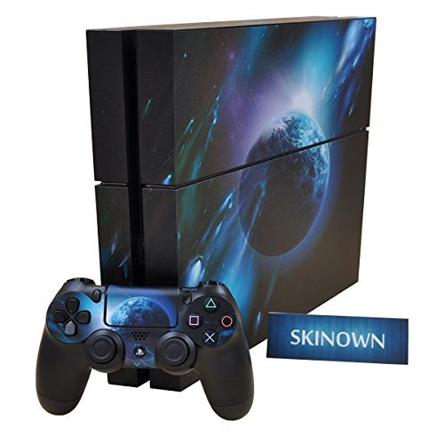 skinowntm-ps4-skins-cosmic-planet-sticker-vinly-decal-cover-for-sony-ps4-playstation-4-console-and-c