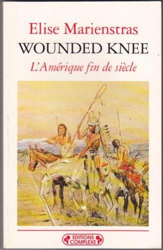 Wounded Knee, volume E. Ou l'Amérique fin de siècle