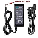 DTK Chargeur Adaptateur Secteur pour ASUS: 19V 2.37A 45W / Compatible 19V 1.75A 33W /...