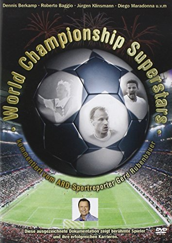 Preisvergleich Produktbild Fussball - Football - World Championship Superstars
