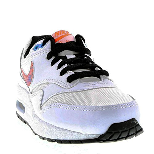 Nike Air Max 1 FB White Youths Trainers White