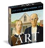 Art Gallery Calendar 2018