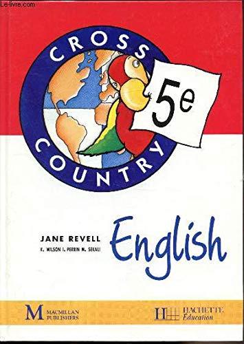 Cross Country, 5e. Cahier d'exercices par Jane Revell