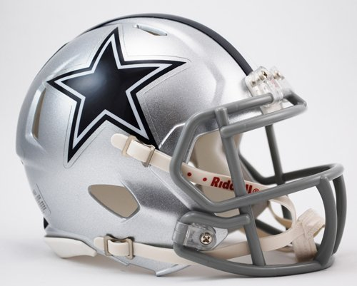 RIDDELL NFL DALLAS COWBOYS SPEED MINI HELMET