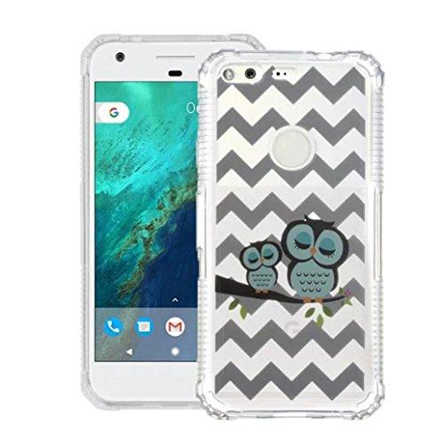 Custodia Google Pixel, Yoowei® Morbido TPU Anti Scivolo Antiurto 360° Grad Full Body Protection Case Cover per Google Pixel 5.0