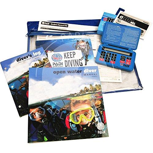 Padi Crewpack Open Water Diver avec table de plongée électronique eRDP - Version basique - VF