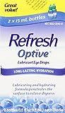 Refresh Optive Lubricant Eye Drops, Box ...