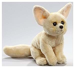 Peluche Fox, Fennec assis, 18cm [Jouet]