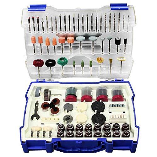 SODIAL 268 Stücke Bohrer Set Schleif Werkzeuge Schleifen Schleifen Polieren Schneid Werkzeug Kit Für Zubeh?r Set