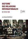 Histoire des relations internationales - De 1919 à 1945