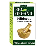 #1: Indus Valley 100% Organic Hibiscus Powder