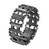 ONEVER Multifunktions-Tread-Armband im Freien Spielraum Freundlich Wearable Multi