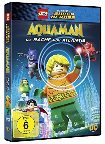 Lego DC Super Heroes: Aquaman - Die Rache von Atlantis: Alle Infos bei Amazon