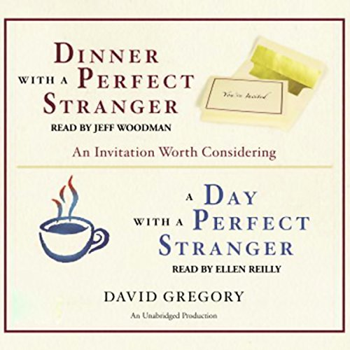 A Day with a Perfect Stranger  Audiolibri