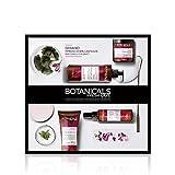 L'Oréal Paris Botanicals Geranio Rimedio di Brillantezza Cofanetto Trattamento Completo per Capelli Colorati o Spenti, 4 prodotti, Senza Siliconi, Senza Parabeni, Senza Coloranti