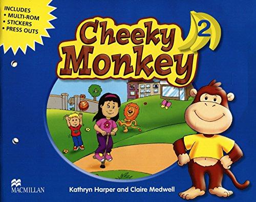 CHEEKY MONKEY 2 Pb Pk