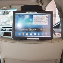 TFY Soporte de Samsung Galaxy Tab 3 10.1 pulgada para el Reposacabezas del Coche