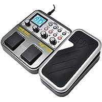 Nux Guitar Multi-Effect Pedal MG-100 Electric Processor EFX Amp EQ Mixer