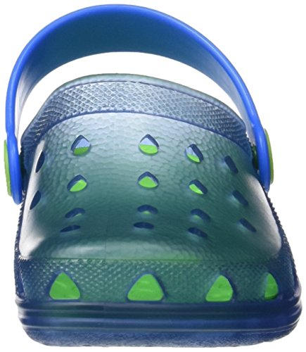 IGOR Unisex, bambini Poppy zoccoli Blu