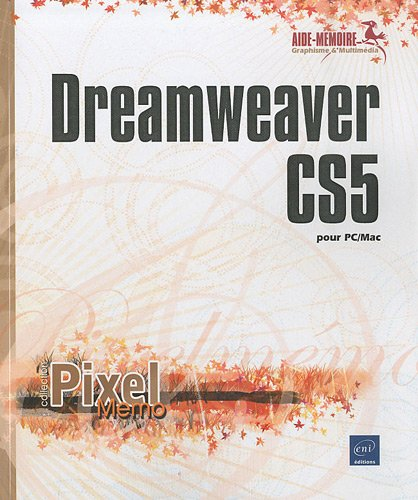 Dreamweaver CS5 pour PC/Mac par Collectif
