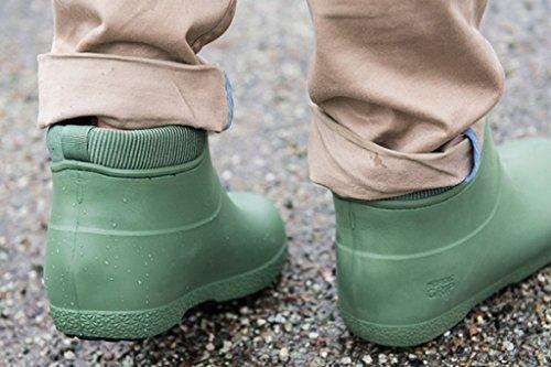stivali molto rigide nordici aderenza sul bagnato (41, oliva) Oliva