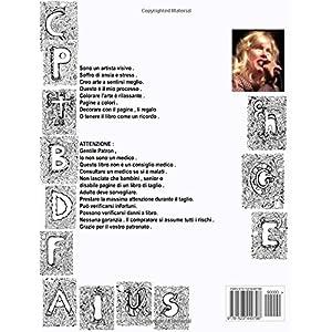 Il Segreto Alfabeto Libro Da Colorare Progettato:
