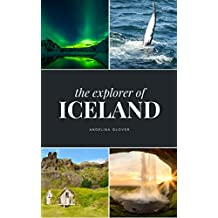 Iceland Explorer: Points of Interest: Aurora, Iceberg, Arctic Animal, Waterfall, Landscape, House and More