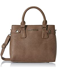 Lino Perros Women's Handbag (Brown) - B01N7OG07C