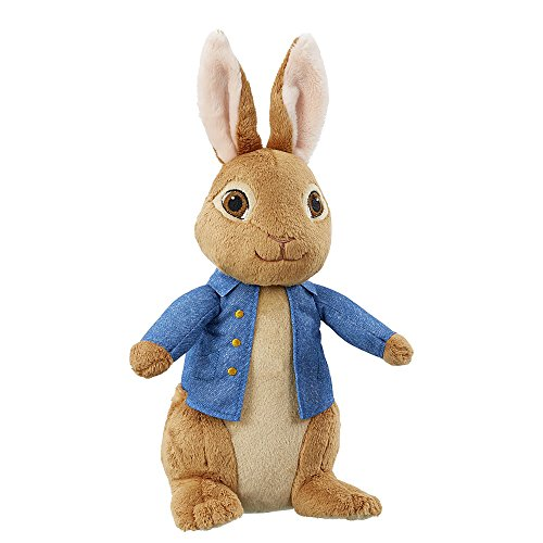 Peter Rabbit PO1504 Talking Plush Toy