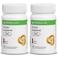 Herbalife Afresh Elaichi Energy Drink (50g) - Pack of 2