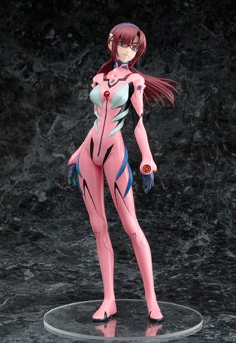 Image of Evangelion 2.0: Makinami Mari Illustrious Max Factory Ver. 1/6 PVC Figure