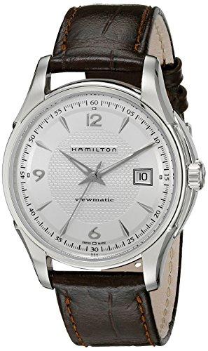Hamilton H32515555 – Reloj de niños automático plateado