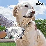 qtimber Gant de Brossage pour Chien My Pet Petter 4 x 18 x 23 cm