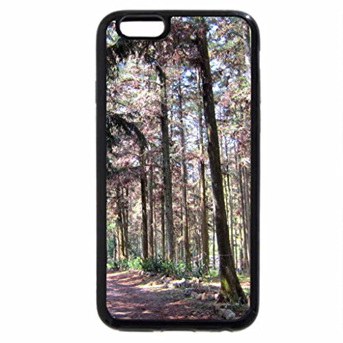 iPhone 6S / iPhone 6 Case (Black) Forest