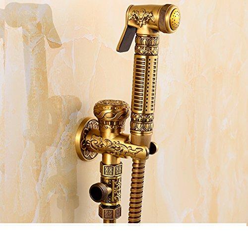 HCP Toutes les toilettes de cuivre bidet pistolet/bidet/Flusher-A