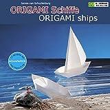 ORIGAMI Schiffe /ORIGAMI ships: Vom Ruderboot zum Flugzeugträger (Origami Schiffe falten aus Aquapapier / Book: Bücher mit Anleitungen zum Falten von ... der Marke Paper Frog (schwimmfähig).)