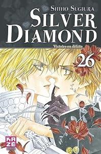 Silver Diamond Edition simple Tome 26
