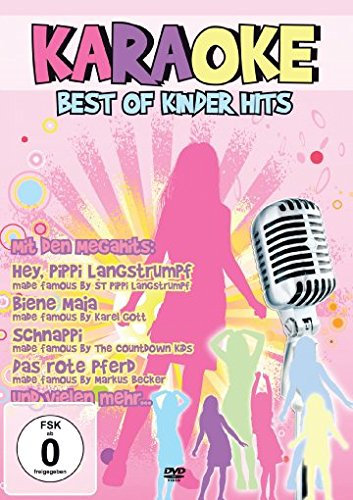 Karaoke Dvd Kinder (Karaoke - Best Of Kinder Hits)