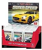 Ass Spielkartenfabrik ASS71400 - Kartenspiele, Top Ass Super Speed Display