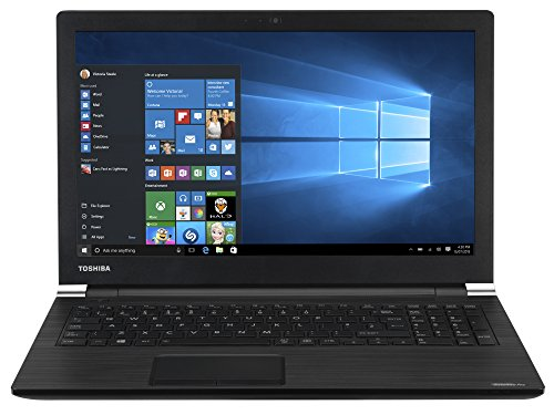 Toshiba Satellite Pro A50-D-1C1 - Ordenador portátil de 15.6' HD (Intel Core i7-7500U, 16 GB, 256 GB SSD, Intel HD Graphics 520, Windows 10 Pro) - Teclado QWERTY Español