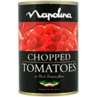 Napolina tomates picados 12x400g