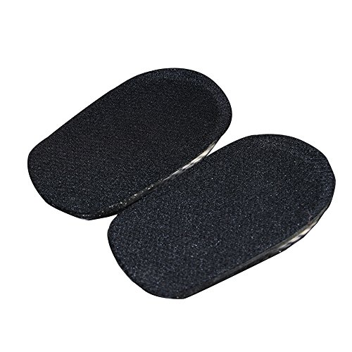 Schuhe Erwachsene Pumpen Für (Selbstklebendes Silikon Innenhöhe Einlegesohle Herren Komfort Erwachsene Unsichtbare Half Pads Ferse Pads Auflage Dicke 1,5 cm/0.59