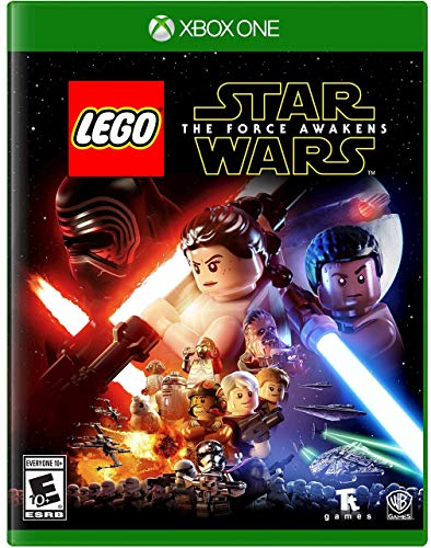 LEGO STAR WARS: THE FORCE AWAKENS - LEGO STAR WARS: THE FORCE AWAKENS (1 Games) (Psp Lego Wars Star)