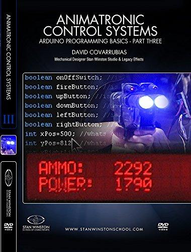 Preisvergleich Produktbild Animatronic Control Systems - Arduino Programming Basics - Part 3