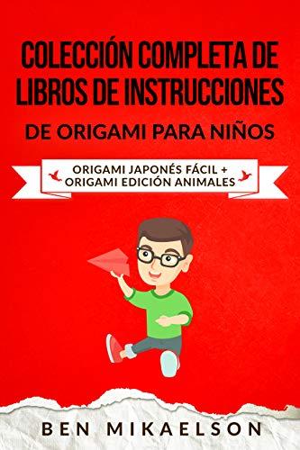 Colección Completa de Libros de Instrucciones de Origami para ...